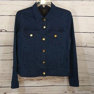 🧥Navy Stretch Jacket